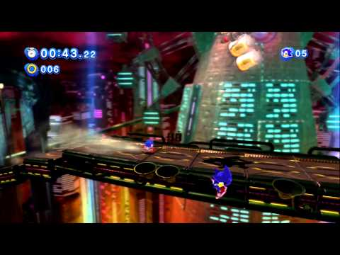 Sonic Generations - Metal Sonic S-rank