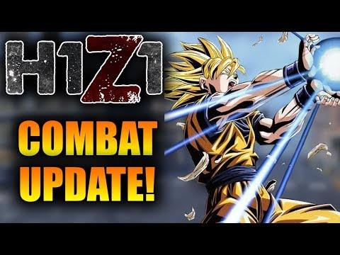 The Combat Update is Here! H1Z1 Pre-Season 6, New Weapon and MORE! (H1Z1 Patch Notes)