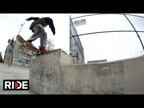 Anderson Stevie Skating LA, Brazil & More