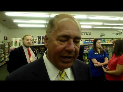 WV Gov Earl Ray Tomblin