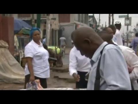 VTC14_Nigeria xác nhận một nữ bác sỹ tử vong vì virus Ebola