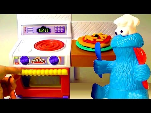 Play Doh Meal Makin Kitchen Playset Make Play Doh Food Creations