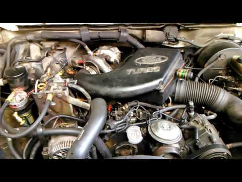 How to turbo an NA IDI