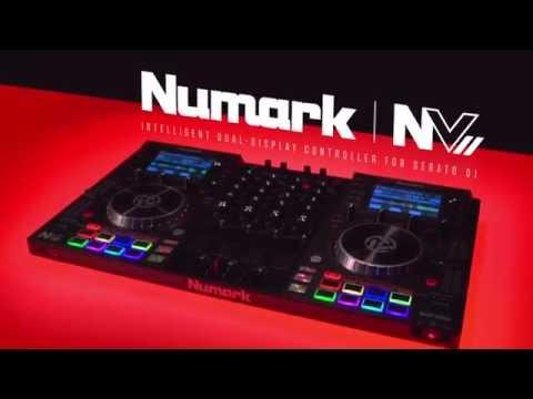 Numark NVII Introduction