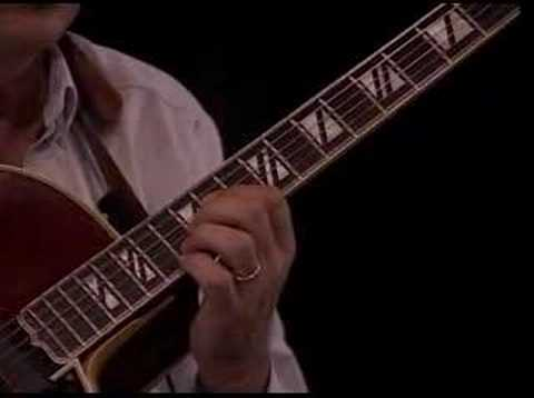 Larry Coryell Jazz Guitar Lesson: Jazz Minor Scales 2 of 2