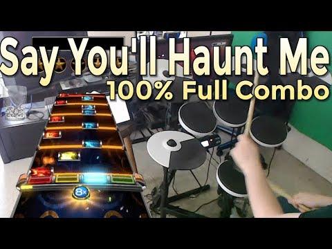 Stone Sour - Say You'll Haunt Me 100% FC (Expert Pro Drums RB4)