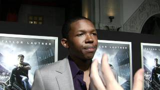 Denzel Whitaker talks about his two films out at once: ABDUCTION & WARRIOR