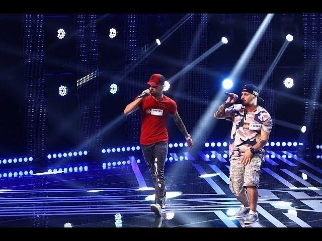 """Show pe scena X Factor! The Nigga'z - """"Nu mă vând pe niciun leu"""""""