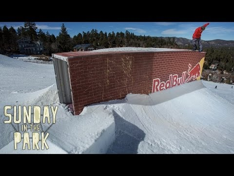 Sunday In The Park 2014 Episode 10 - Bear Mountain - TransWorld SNOWboarding