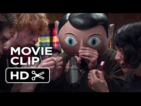 Frank Movie CLIP - Start From Scratch (2014) - Domhnall Gleeson, Michael Fassbender Movie HD