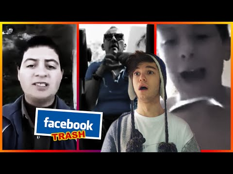 FACEBOOK TRASH - PARODIA