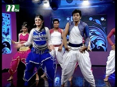 Dance Show | Binod Benir Jorin Fitay | Special Show - Eid Ul Ajha 2015