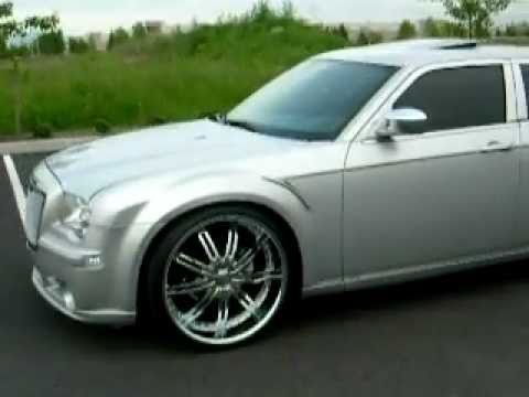 1 Chrysler 300 On 24s Youtube