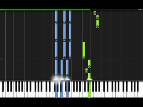 Bruno Mars - When I Was Your Man (Half Speed/Sheet Music/Midi)