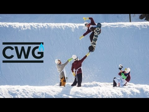 Cooking With Gas 2013 Snowboarding Park Edit With Eero Ettala, Heikki Sorsa, and Lauri Heiskari