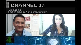 VIP GUEST Bhabajeet Kalita Exotic Astrology- Exalted planets,yogas, & basics