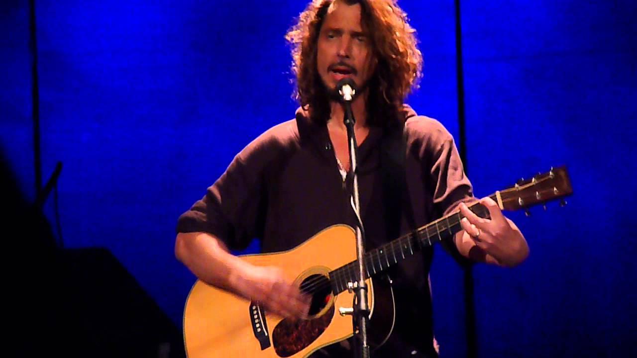 Chris Cornell  Sunshower (live)  YouTube # Sunshower Song_055027