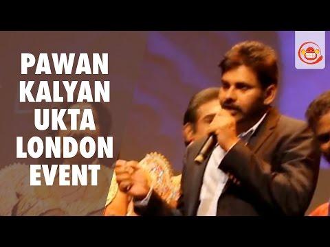 Pawan Kalyan Speech at UK Telugu Association - London Special Cultural Event #PawanKalyan
