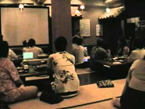 沖縄居酒屋披露宴(手作り披露宴)島唄三線ライブ