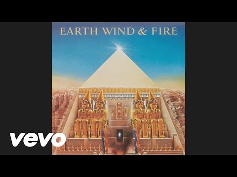 Earth Wind & Fire - Magic Mind