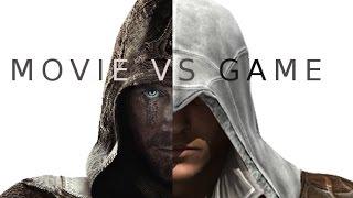 Az Új Assassin's creed film előzetes kicsit másképp