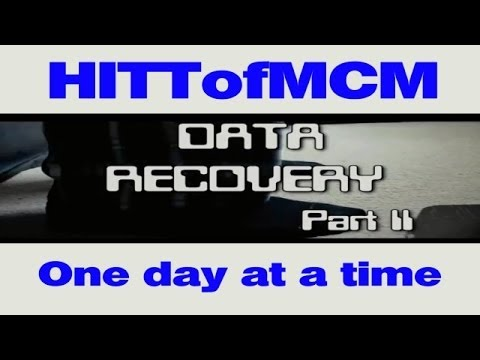 "DATA RECOVERY Pt. 2 by HITTofMCM / ""One Day at a Time"" Presented by Middle Class Millionaire"