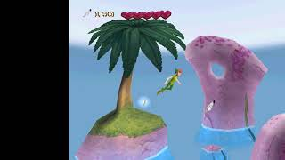 PETER PAN ADVENTURES IN NEVERLAND. FUNNY GAME FOR KIDS