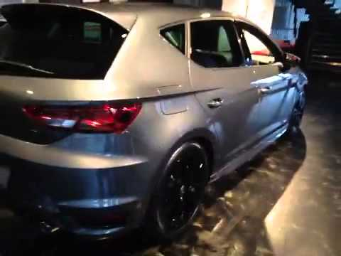 seat leon 2013 body kit youtube. Black Bedroom Furniture Sets. Home Design Ideas