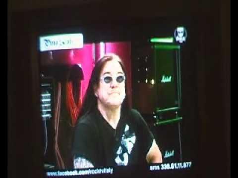Pino Scotto parla a un rocker di 12 anni