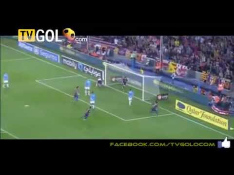 Lionel Messi Goal 17.09.2011 ~ Fc Barcelona 1-0 Osasuna