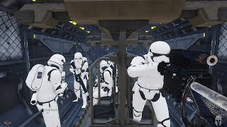 """Trooper Coward is Now in Command!"" - STAR WARS Arma 3 501st Legion Zeus Op with Coward"