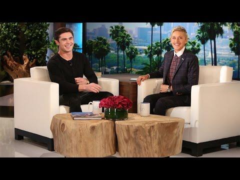 Zac Efron Talks Working with Robert De Niro