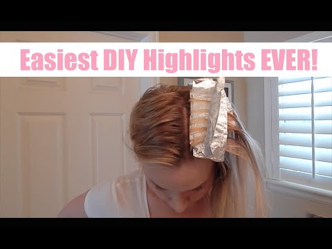 THE BEST & EASIEST DIY HIGHLIGHT VIDEO EVER   skip2mylou