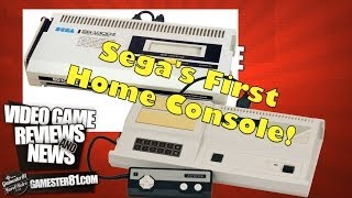 Sega SG-1000 II & Telegames Dina 2 in 1 Systems Review - Gamester81