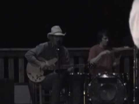 Kenny Brown @ Foxfire Ranch: North Mississippi blues on location (2010)