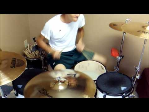 Failure's Not Flattering - New Found Glory - Drum Cover
