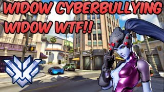 Cyberbullying Grandmaster Players... Spawn Camping Grandmasters as Widow!