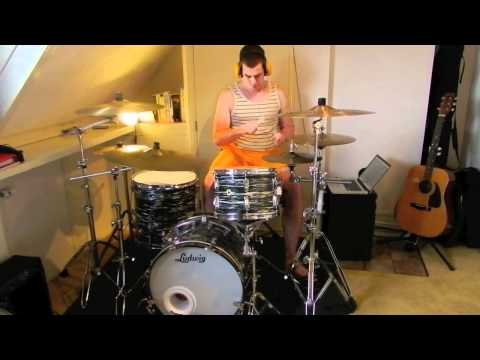 Drum cover Kings Of Leon - Charmer