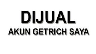 download lagu Dijual Akun Getrich Saya gratis