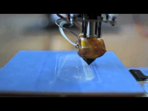 MIT Media Lab: 3-D printing with variable densities