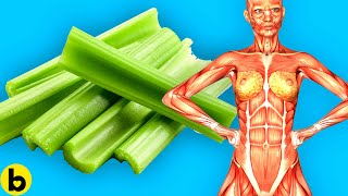 Eating Celery Every Day For A Week Will Do This To Your Body