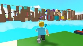 Robox / Don't Fall in the Toilet Obby / What Toilet?! / Gamer Chad Plays