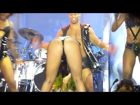 Lady Gaga - Judas   Aura (live - Phones 4u Arena, Manchester, Uk, Oct 2014) video