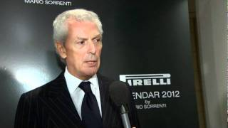 Mr. Marco Tronchetti Provera, Chairman and CEO of Pirelli
