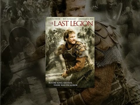 The Last Legion is listed (or ranked) 21 on the list The Best Roman Movies