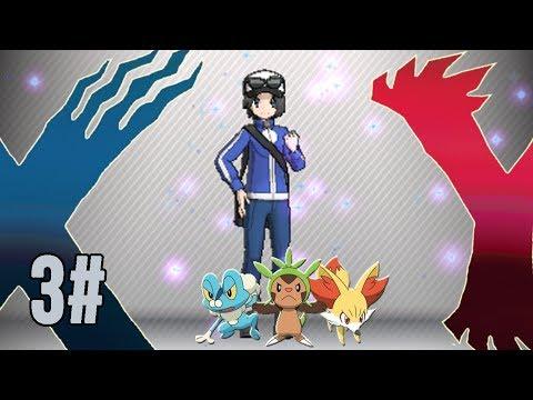 Guida Pokemon X Parte 3 Acquisti a Novartopoli
