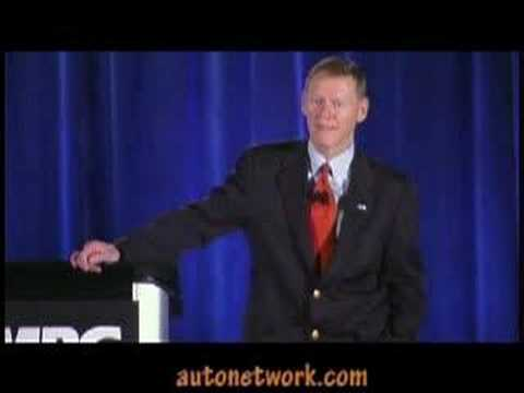 Q&A, Alan Mulally, 2008 Los Angeles Auto Show.