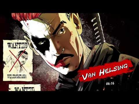 רון נשר | ואן הלסינג. SKYDMC ֻ| VAN HELSING