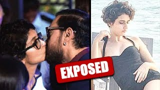 Aamir Khan AFFAIR EXPOSED With Fatima Sana Shaikh