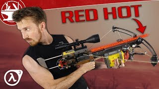 REBAR CROSSBOW FROM HALF LIFE!